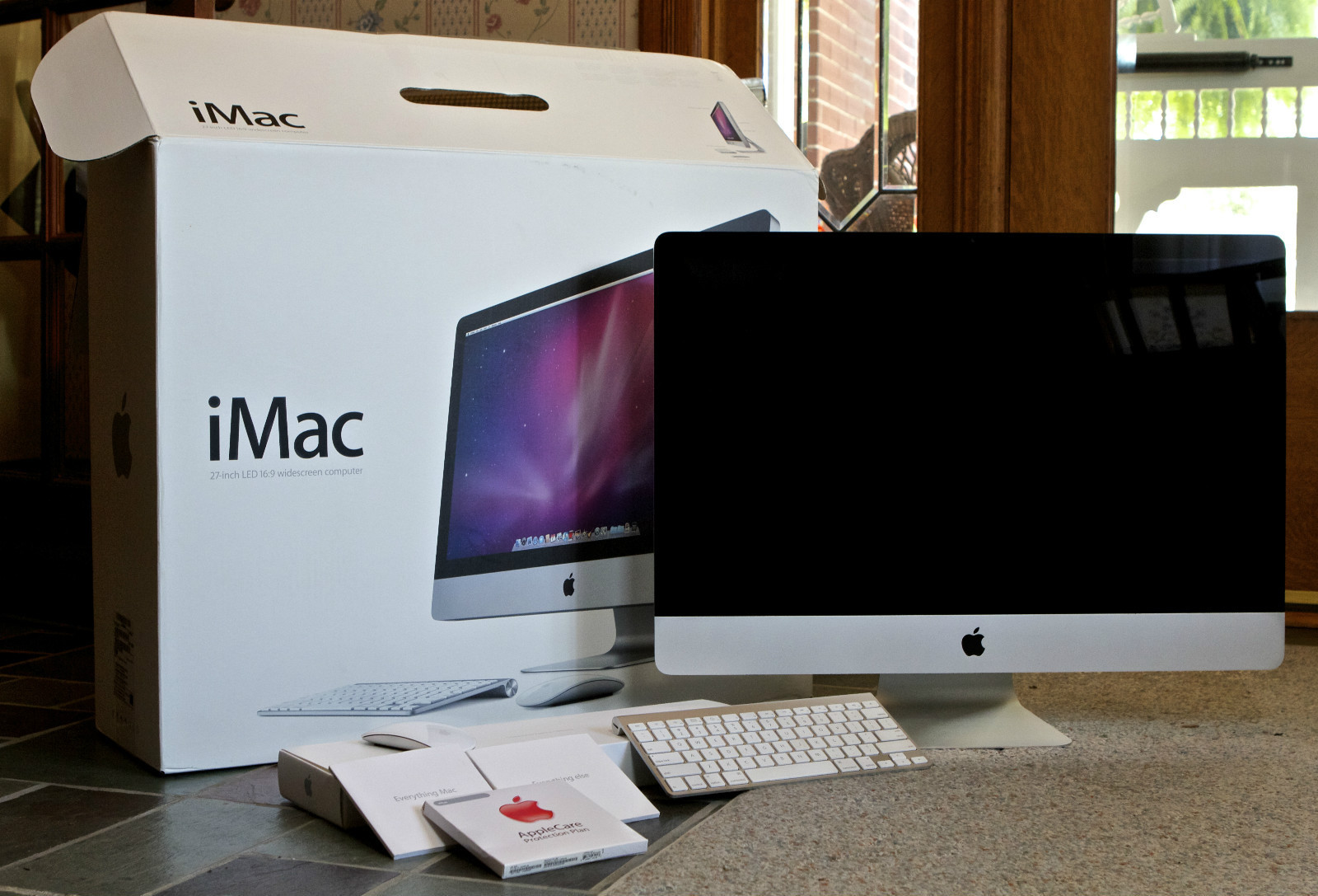 "Brand new Buy Apple imac 27"" online shopping i7 3.4GHz quad 16GB"