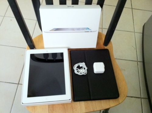 buy Original Apple iPad 3rd Generation 16GB, Wi-Fi + 4G (FACTORY