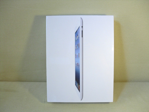 Outlet Apple iPad 3rd Generation on sale 32GB, Wi-Fi + 4G (FACTO