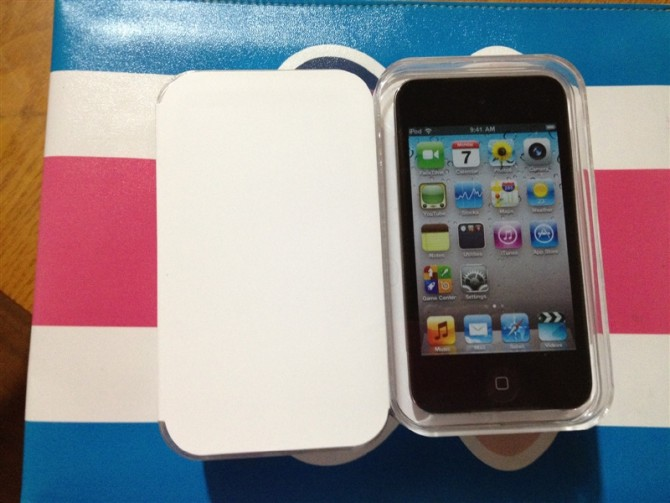 Discount Apple iPod touch 4th Gen (Latest) Black 32GB for sale