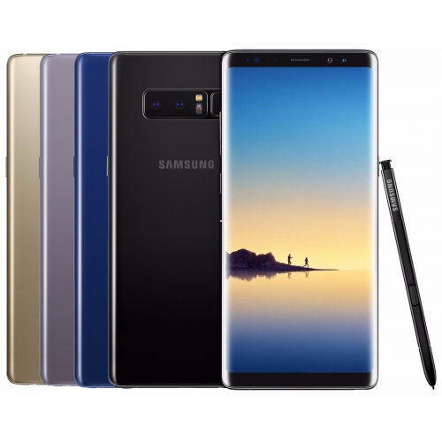 "Best Buy Brand new Cheap Samsung Galaxy Note 8 SM-N950 64GB 128GB 256GB FACTORY UNLOCKED 6.3"" Blue Black Grey Gold For sale"