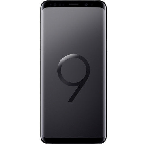 "Discount Brand New Samsung Galaxy S9 SMG960F 5.8"" 64GB 4G Sim Free factory Unlocked Midnight Black for sale"
