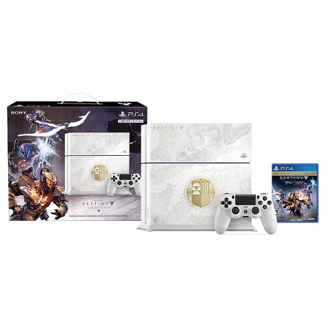 Brand New Buy Discount PlayStation 4 500GB Destiny The Taken Kin