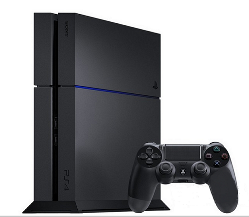Cheap SONY PS4 version 1 TB on sale