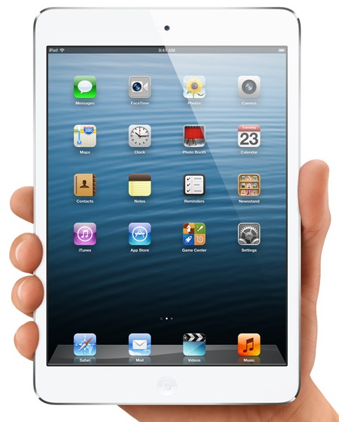Brand new Wholesale Apple iPad Mini 16GB Wi-Fi + 4G White FACTOR