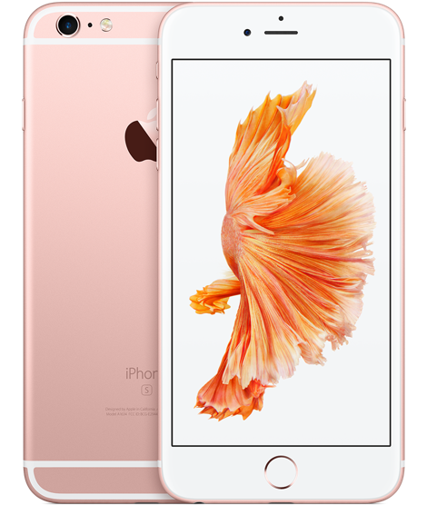 Brand New Discount Apple iPhone 6s Plus 128GB Rose Gold factory