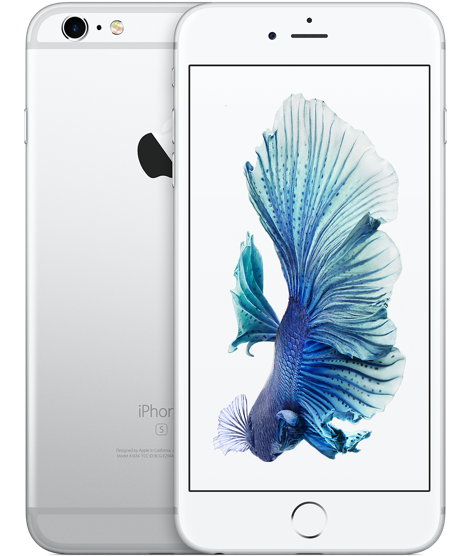 Brand New Discount Apple iPhone 6s Plus 128GB Silver factory Unl