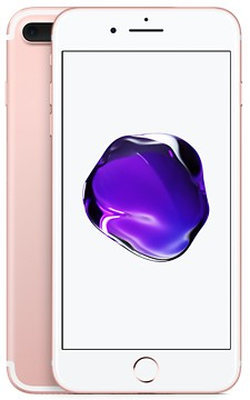 Brand new discount apple iphone 7 plus rose gold color factory u