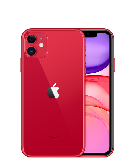 Brand new cheap apple iphone 11 red color 6.1inch factory unlocked for sale