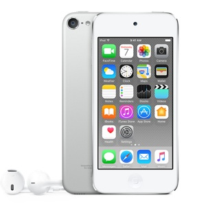 Apple iPod touch silver