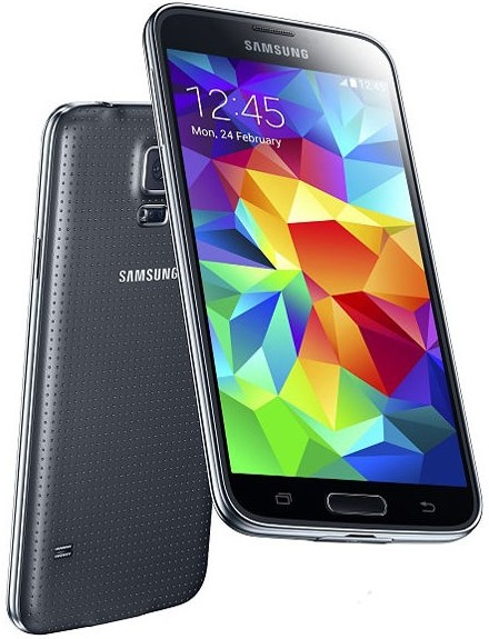 Brand New Discount Samsung Galaxy S5 64gb V i9600 Charcoa Black