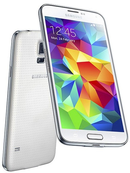 Brand New Discount Samsung Galaxy S5 64gb V i9600 Shimmery White