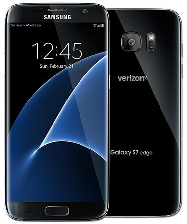 Brand New Cheap Samsung Galaxy S7 Edge 32GB Black Onyx Color Fa