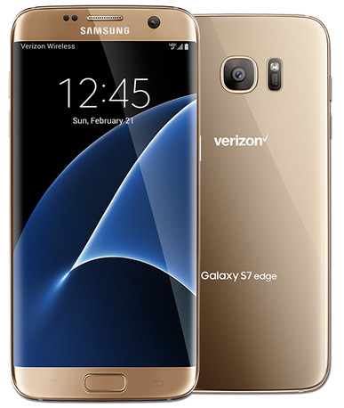 Brand New Cheap Samsung Galaxy S7 Edge 32GB Gold Platinum Color