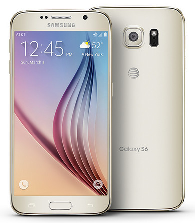 Brand New Wholesale Samsung Galaxy S6 Factory Unlocked 32gb Gold