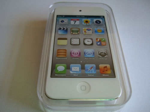 Store wholesale Apple iPod touch 4th Generation White (64 GB)