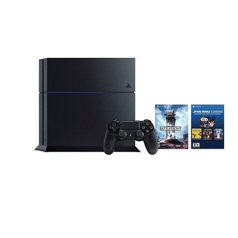 Brand new SONY PlayStation4 Star Wars™ Battlefront™ 500GB Bundle