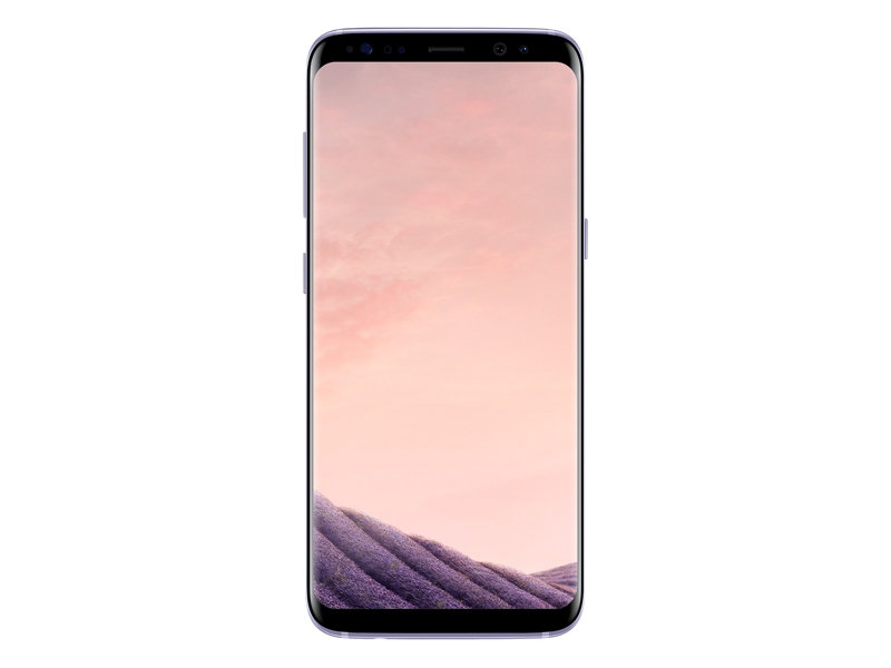 Brand new buy online samsung galaxy s8 orchidgray 64gb memory fa