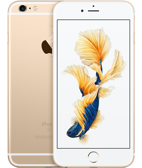 Brand New Discount Apple iPhone 6s Plus 128GB Gold factory Unloc
