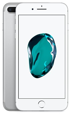 Best buy apple iphone 7 plus silver color factory unlocked for s