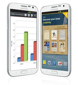 Brand new discount SAMSUNG GALAXY NOTE 2 II N7100 Grey 16GB fac