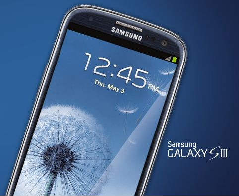 Brand new Wholesale Samsung Galaxy S III /S3 32GB i9300 Blue fac