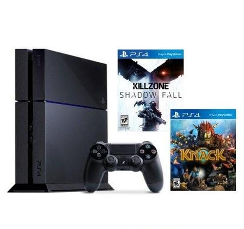 Buy Brand New Cheap PS4 500GB Console Bundle with Killzone and K
